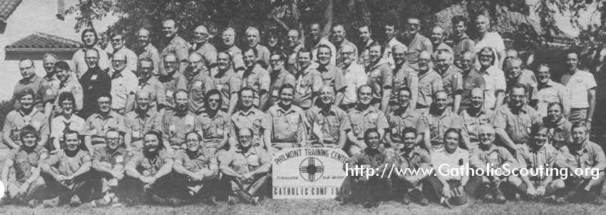 1974 Philmont Conference